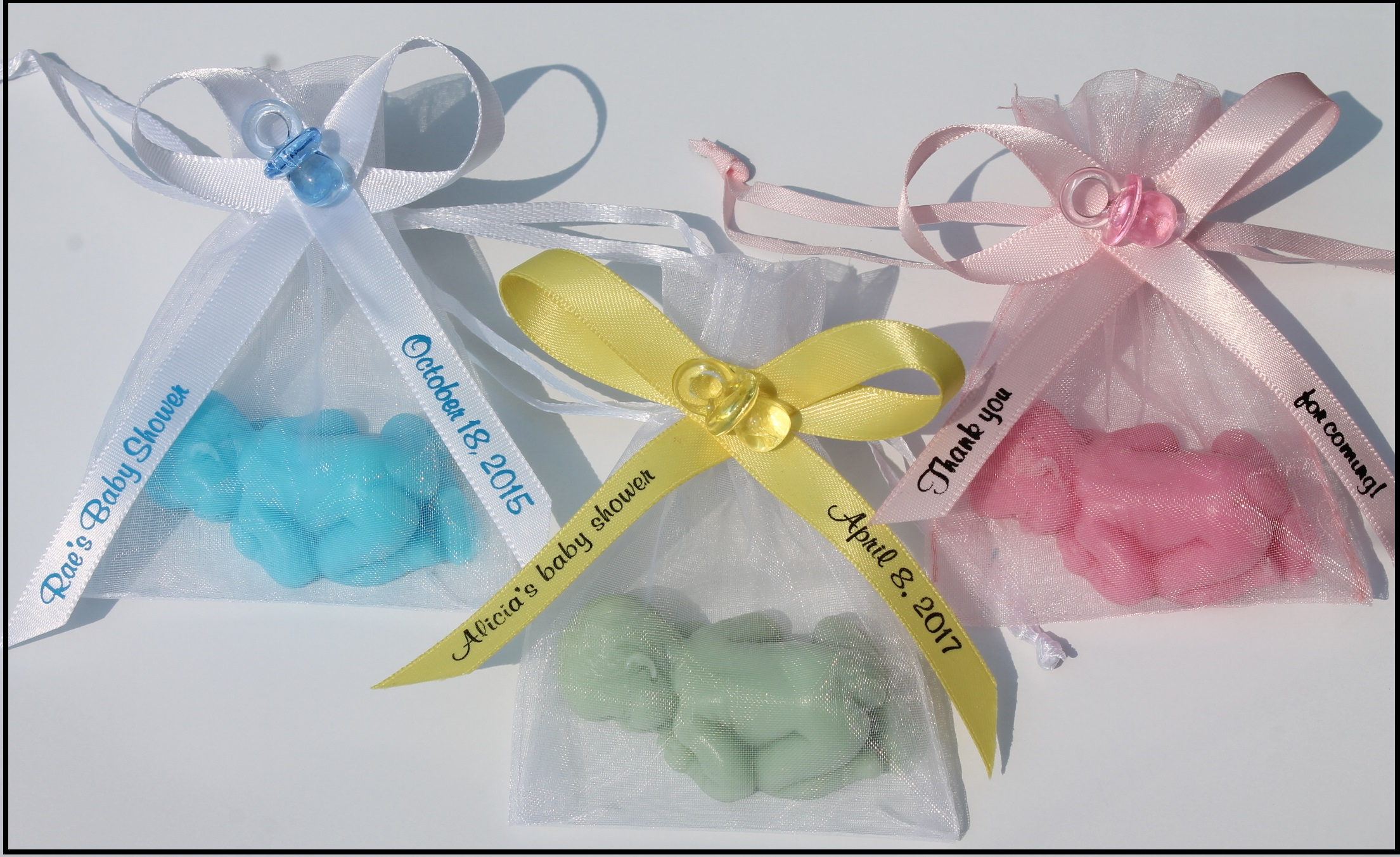The Significance Of Baby Shower Party Favors Amy S Bubbling